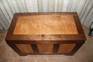 Hand Made Toy Chest Pauls Woodwork